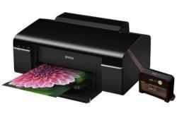 Epson T50 - рабочая лошадка для тех, кто хочет печатать в цвете
