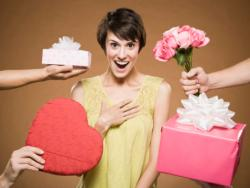 Как поздравить женщину с днем рождения?