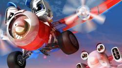 «Аэротачки» - новый мультик от Дисней