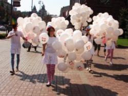 Как происходит печать на воздушных шарах?
