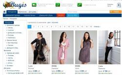 Bugis.ru - магазин удобной одежды