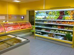 Холодильное оборудование в розничной торговле