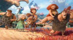 Чем интересен мультфильм Семейка Крудс?