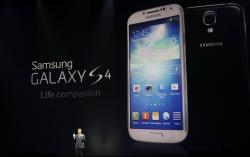Начались предзаказы на Samsung Galaxy S4