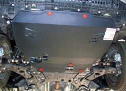 Зачем нужна защита картера двигателя?