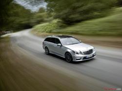 Новый универсал E-class Mercedes-Benz 2012 года