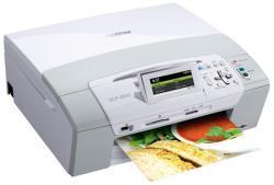 Чем интересен принтер Brother dcp 385c?