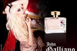 Дж. Гальяно представил новый аромат Parlez-Moi d\\\