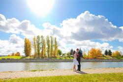 Как фотографу сделать необычные свадебные фотографии?