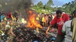 В Папуа-Новой Гвинее казнили за колдовство молодую девушку