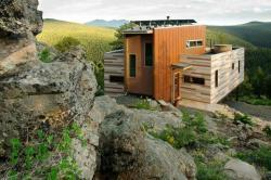 Как построить дом из контейнеров?