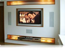 Акустические системы домашних кинотеатров