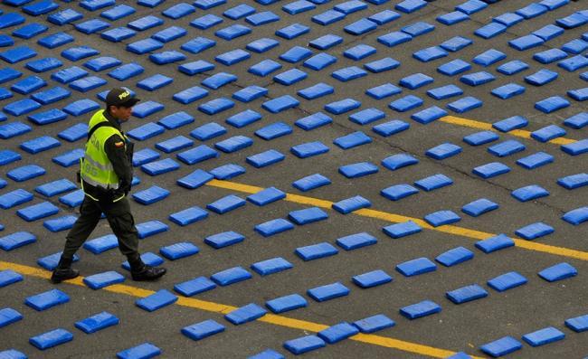 4 тонны марихуаны конфисковали в Кали