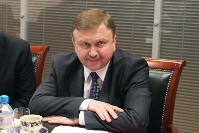 Андрей Кобяков назначен главой администрации президента Белоруссии