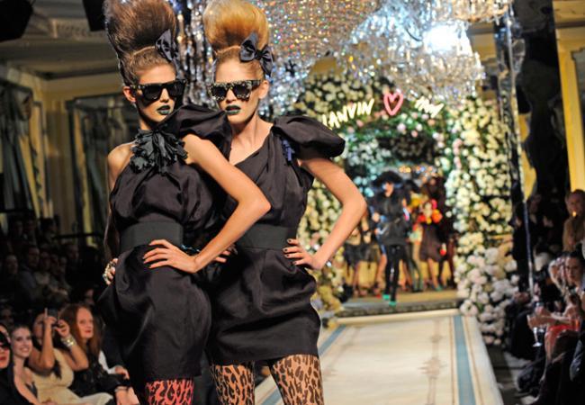 Дом моды Жанна Ланвин с новой коллекцией