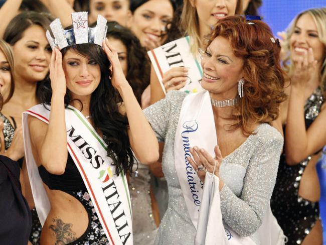 Франческа Тестассекка - Мисс Италия
