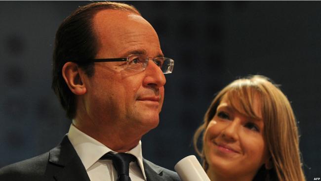 Франсуа Олланд появился в музее восковых фигур мадам Тюссо