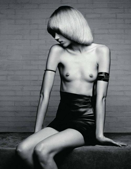 Фрейя Беха Эриксен  для Vogue Paris