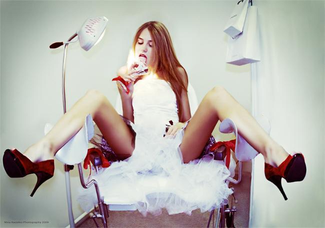 Гламурная гинекология