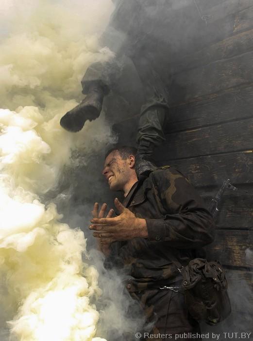 Краповые береты 2011 - дым и огонь