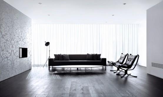 Легкая комната для работы и отдыха