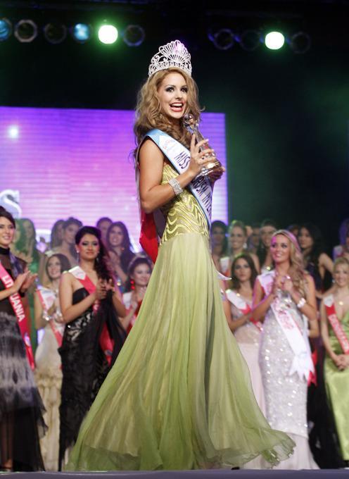Натали ден Деккер - Мисс Международный Туризм