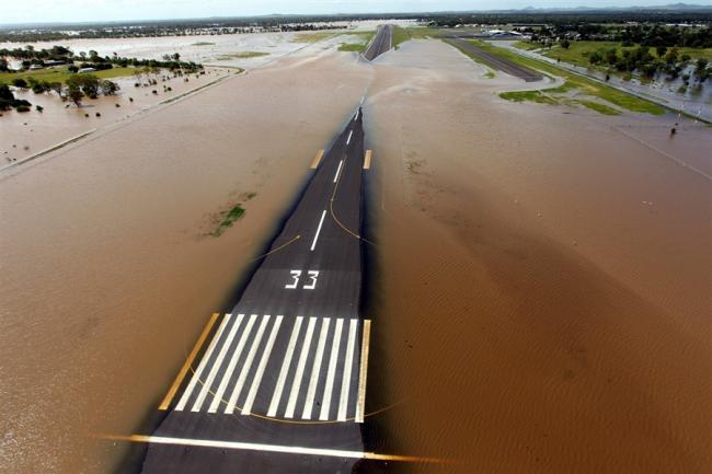 Наводнение в Автралии