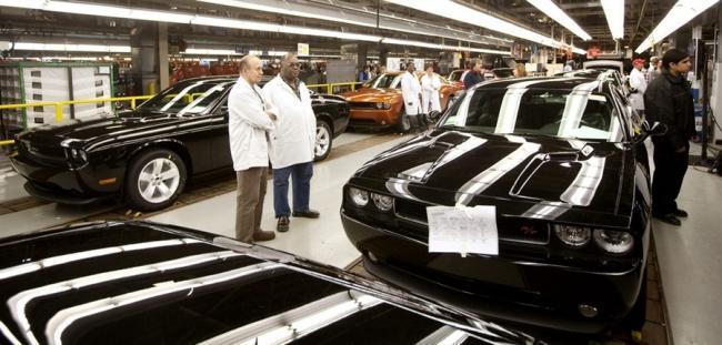 Новый Chrysler Challenger