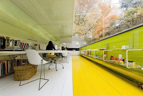 Офис компании Selgas Cano Architecture