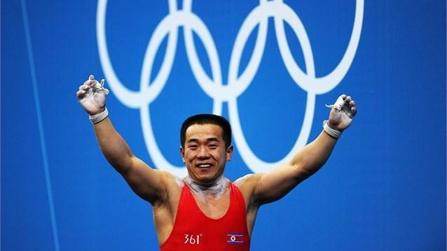 Ом Юн Чол из КНДР завоевал олимпийское золото