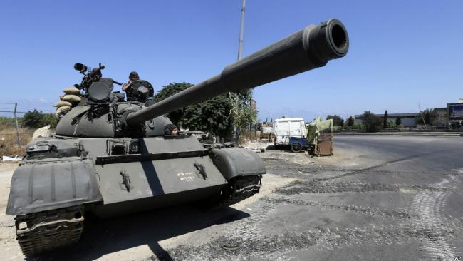 После столкновений между суннитами и алавитами в Триполи