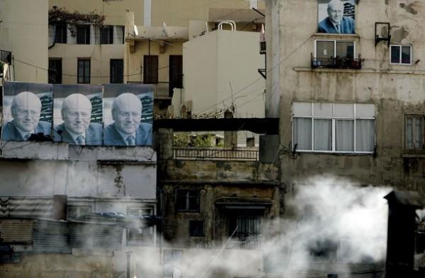 Постеры Наджиба Микати вновь актуальны в Ливане