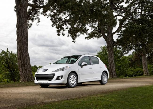 Рестайлинг Peugeot 207