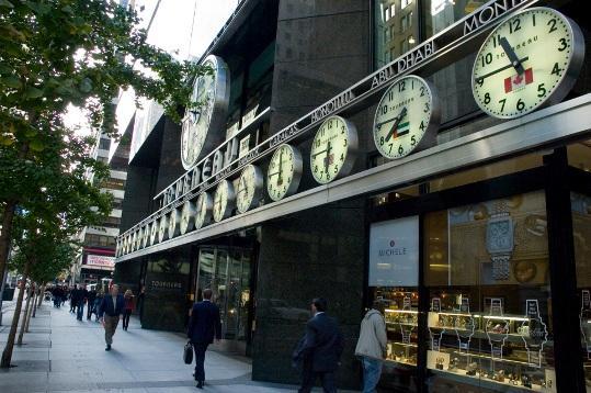 Швейцарские часы - лучший подарок на Новый год