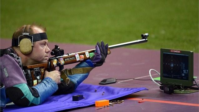 Сергей Мартынов завоевал первое золото для Беларуси в Лондоне