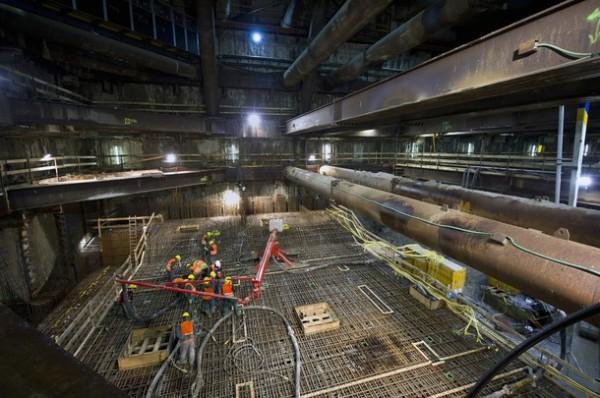 Станция метро «Рокин» скоро будет в Амстердаме