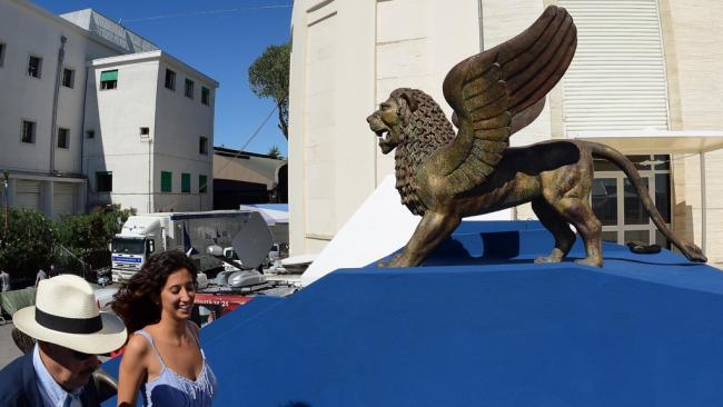 Стартовал 69-й Международный кинофестиваль в Венеции