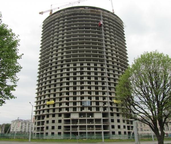 В Беларуси обновилось самое высокое здание