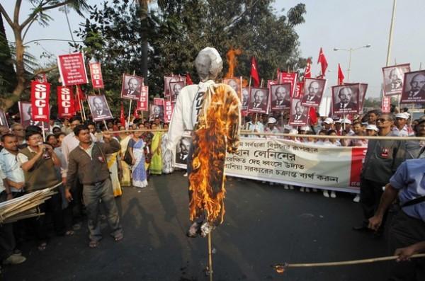 В Индии не хотят хоронить Ленина