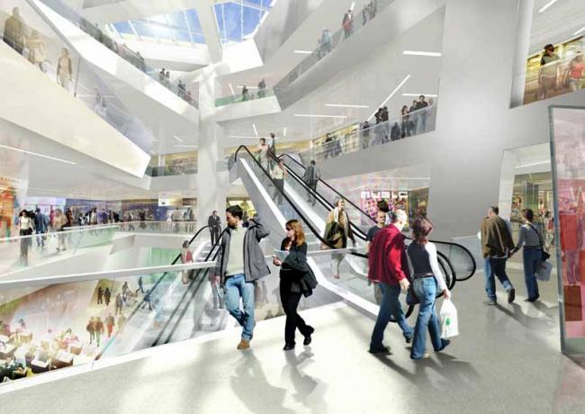 В Минск скоро построят 40 новых торговых центров