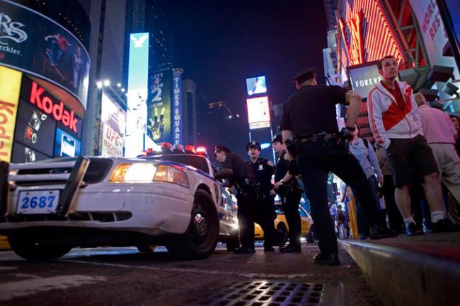 В центре Нью-Йорка предотвращен крупный теракт