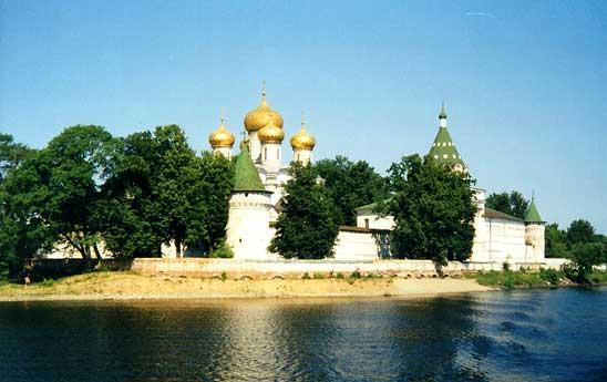 Ярославль - древнейший русский город