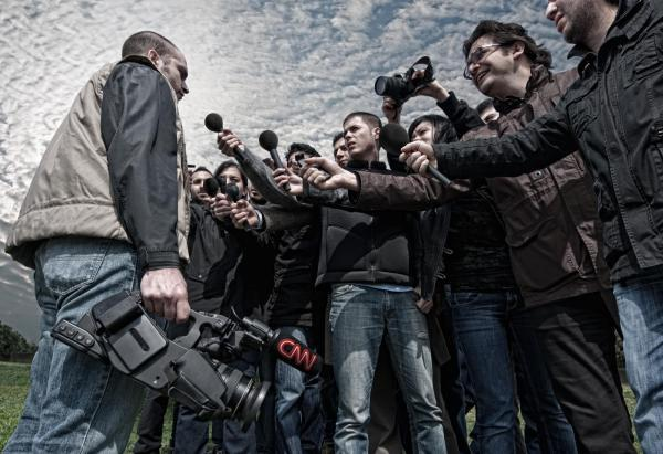 «Cameraman» от CNN
