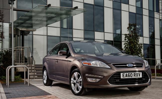 Ford Mondeo выпустит версию EcoBoost