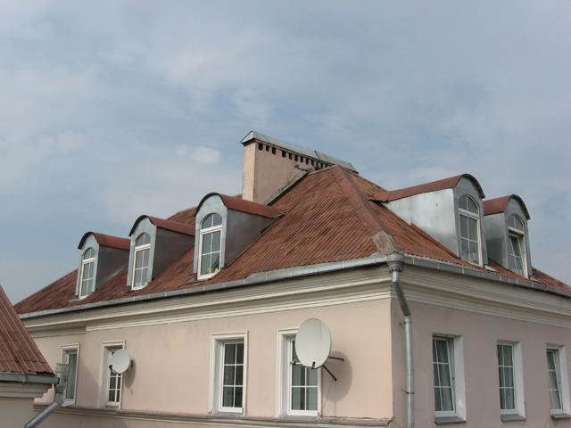 Крыша Карлсончика