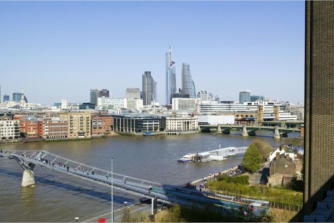 London - Bishopsgate Tower (The Pinnacle) - 288m