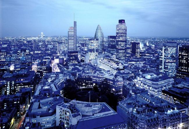 London - Heron Tower - 230m