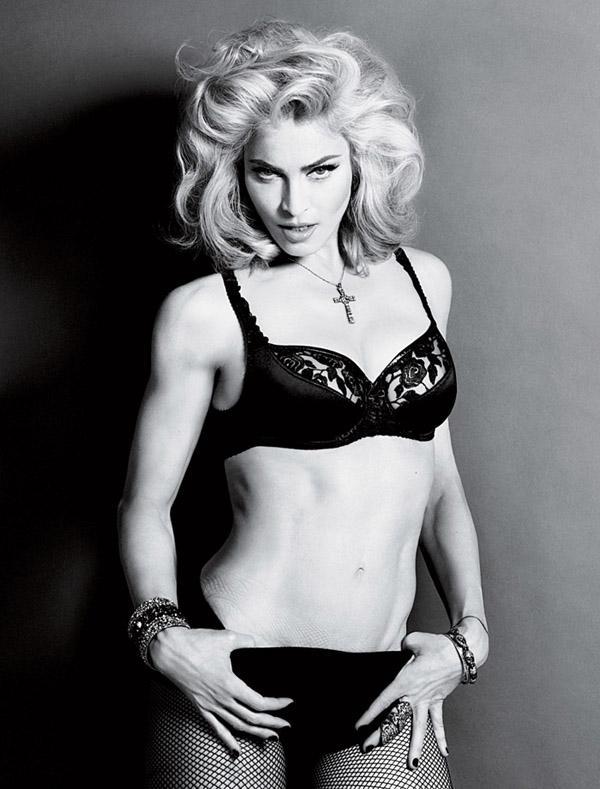 Madonna в Interview magazine
