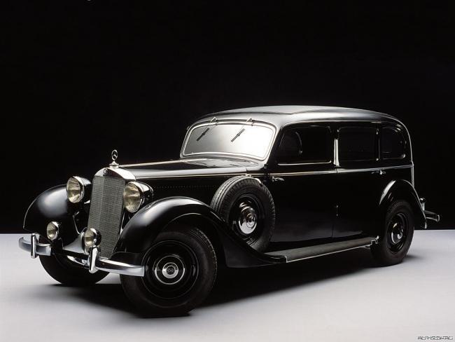 Mercedes-Benz 260 D исполнилось 75 лет