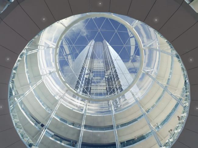 Oklahoma City - Devon Headquarters - 259m